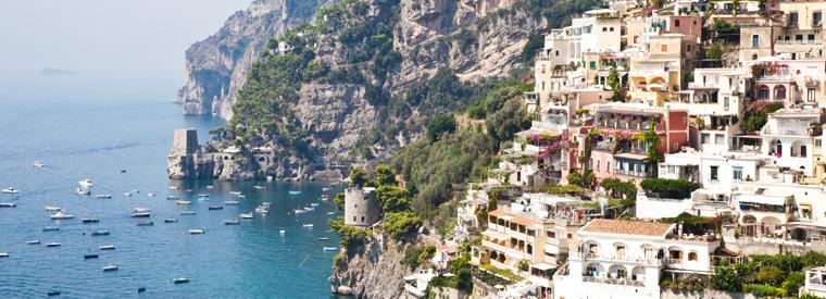 Amalfi Coast Destination Private Tours
