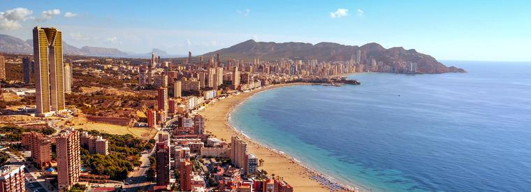 Benidorm, Spain Tours, Travel & Activities