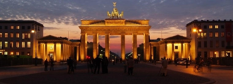 Berlin bekjente gjøre