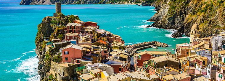 Cinque Terre, Italy Tours & Travel