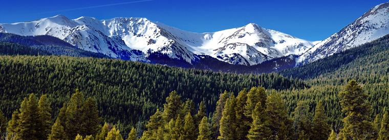 Colorado, Western USA