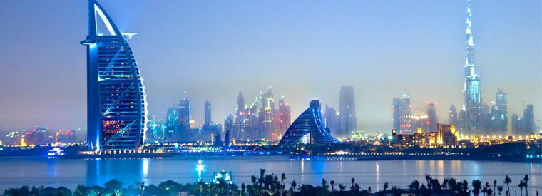 Dubai kommende aktiviteter