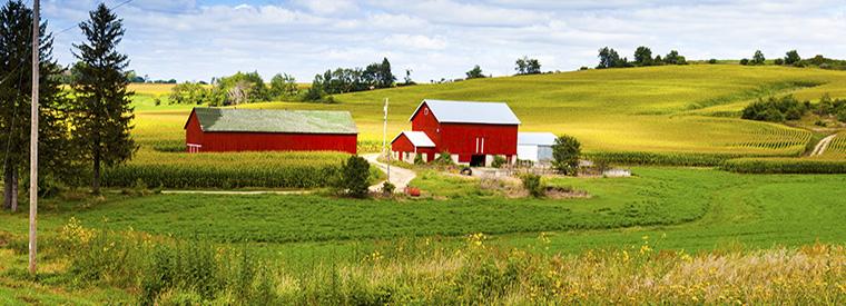 Iowa, Midwest USA
