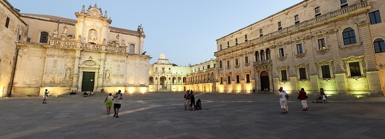 Lecce, Italy Tours & Travel