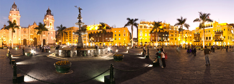 Destination Guide: Lima, Peru