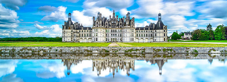 Loire Valley, Western France
