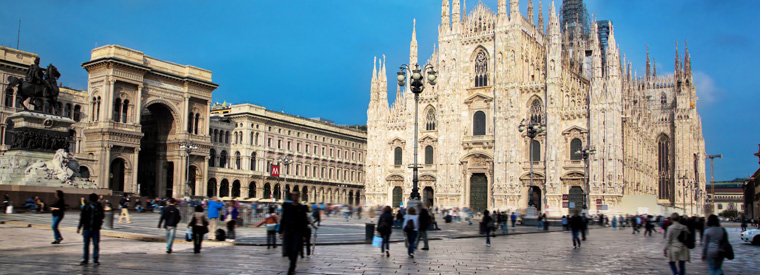 Milan, Italy Tours & Travel