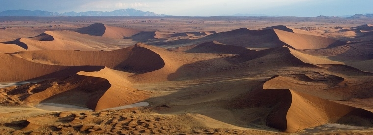 Discover magical Namibia