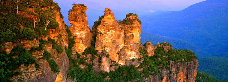 Blue Mountains, Australia Tours