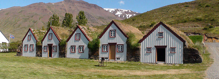 Places to Stay in magical Iceland
