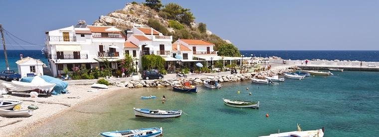 Samos, Greek Islands