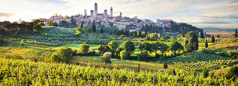 San Gimignano, Italy Tours & Travel