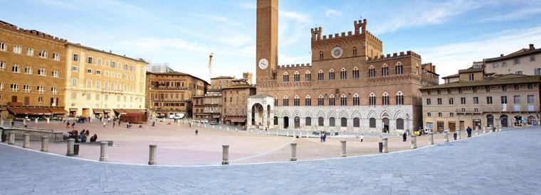 Siena, Italy Tours & Travel