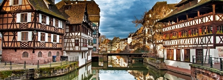 Strasbourg, NORTHEAST FRANCE