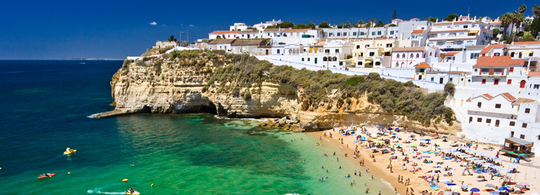 Destination Algarve, Portugal