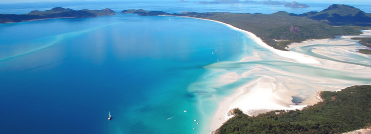 The Whitsundays, Australia Tours