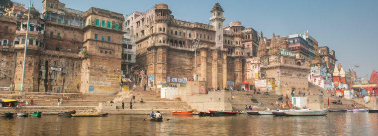 Varanasi Tours, Travel to India