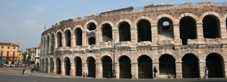 Verona, Italy Tours & Travel