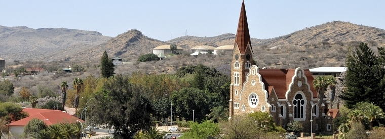 Discover magical Windhoek, Namibia